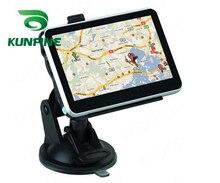 4.3 pollice WinCE 6.0 di Navigazione GPS Per Auto Radio 8 gb 256 m Camion Del Veicolo GPS Navigatori Camion Mappa Gratuita di Aggiornamento FM di Trasmissione MP3 MP4