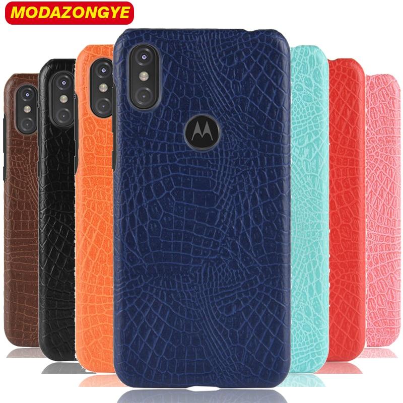 "For Motorola One Case Motorola Moto One Cover 5.9"" Hard"