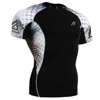 2016 Sublimation Soccer Jersey T Shirt Tight Base Layer Clothes Custom Uniquel Soccer Jersey T Shirt