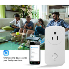 Timethinker Smart Home WiFi Socket AU UK US EU Plug Outlet Work With Apple Homekit Alexa Google Home APP Remote Control
