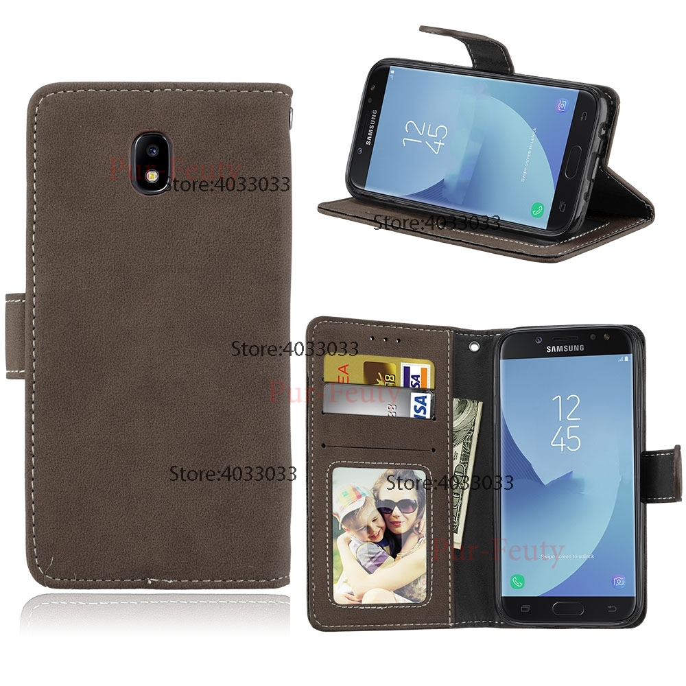 Case for <font><b>Samsung</b></font> Galaxy J5 J 5 2017 530 J530 <font><b>J530FM</b></font>/DS <font><b>SM</b></font>-<font><b>J530FM</b></font>/DS <font><b>SM</b></font>-J530F J530F <font><b>SM</b></font>-J530YM/DS Phone Case Flip Leather Cover image