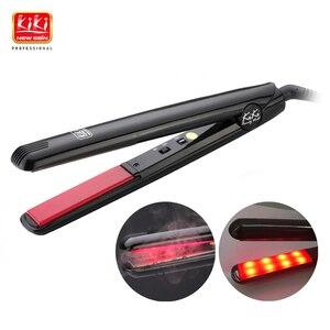 Image 2 - קיקי NEWGAIN קולי ואינפרא אדום שיער טיפול ברזל טיפול אישי מכשירי שיער Treament Styler קר ברזל שיער טיפול טיפול