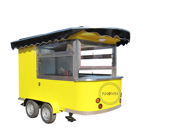 US $6300 0 |Hot sale unique design outdoor coffee food truck mobile food  cart food kiosk-in Food Processors from Home Appliances on Aliexpress com |