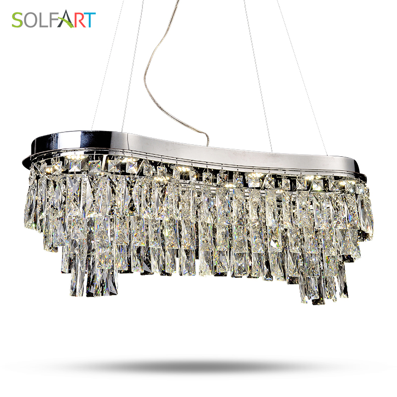 crystal led pendant lights for high ceilings for home lighting bar for kitchen glass lamp abajur lamps ceiling ALGL9001 loft style metal cage ceiling lights hotel corridor creative ceiling lamps restaurant aisle balcony kitchen for home lighting