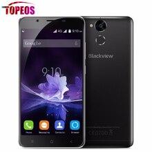 Blackview P2 6000mAh Mobile Phone 5.5inch MTK6750T Octa Core 1.5GHz 4GB RAM+64GB ROM 13.0MP+8.0MP Fingerprint 4G Smartphone