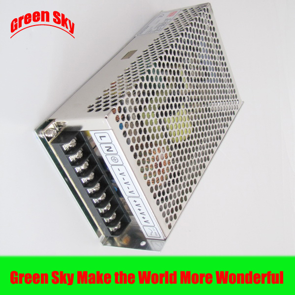 ФОТО New Arrival High Quality Voltage Transformer LED Display single output switching power supply 12v 200w