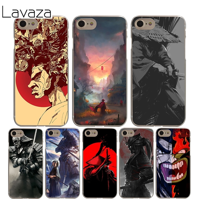 coque iphone 6 samurai