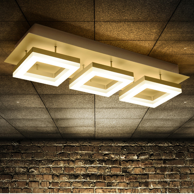 Simple modern LED aisle lamp porch lamp balcony Ceiling Lights warm and romantic family aisle hallway light LU629 ZL87 YM modern led ceiling light crystal aisle lights crystal ceiling lamp led balcony hallway lights porch lights corridor plafonnier