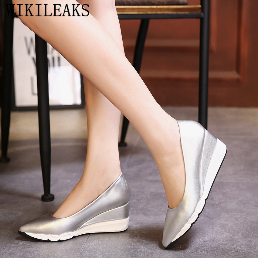 Luxury Brand Women's Vulcanize Shoes Pla