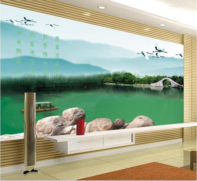 Online buy wholesale 3d wall painting designs from china for Design a mural online