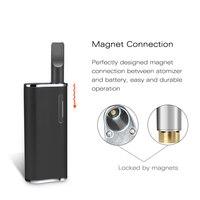 5pcs Lot Original Airistech Electronic Cigarette 650mAh Start E Cigarettes OLED Display Vaporizer CBD Atomizer Vape