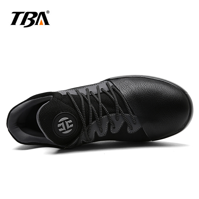 TBA Men's High Top Cushioning/Shockproof Basketball Lace Up Shoes
