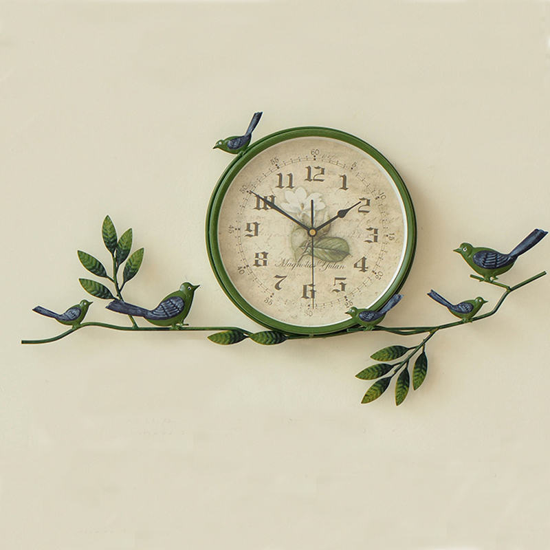 Creative wall clock the sitting room the bedroom large wall clock roundness decorative clocks - Mondaine wall clock cm ...