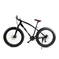 Snow Bicycle 4 0 Super Wide Tires Mountain Bike Disc Brakes Variable Speed Men And Women
