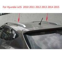 Высококачественный алюминиевый сплав Чемодан стойки (вставить непосредственно установлен) для hyundai ix35 2010 2011 2012 2013 2014 2015