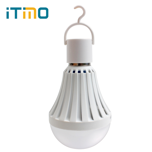 Aliexpress buy rechargeable emergency light led bulb e27 9w rechargeable emergency light led bulb e27 9w intelligent magical lamps for camping hunting fishing outdoor lighting mozeypictures Image collections
