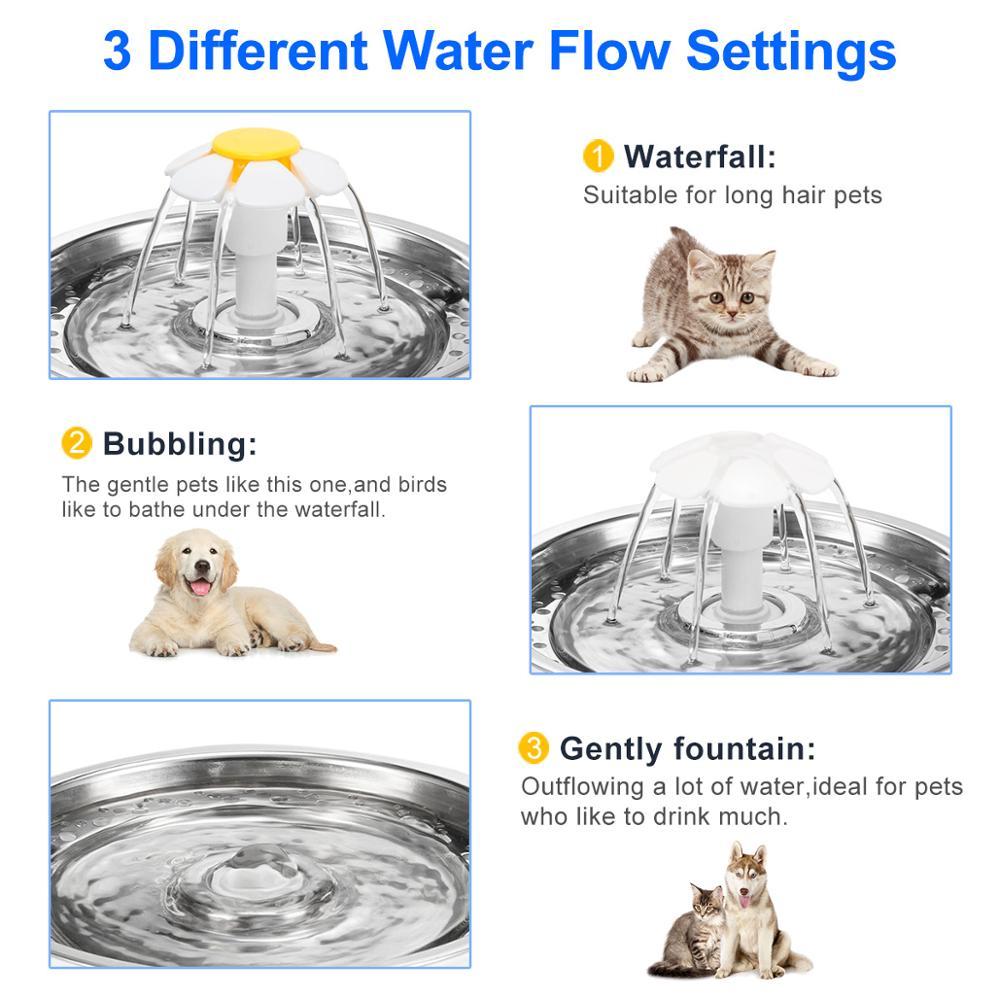 קערת מים חשמלית 3