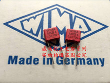 2019 hot sale 10pcs/20pcs Germany WIMA MKS4 100V 0.33UF 334 330n P: 7.5mm Audio capacitor free shipping
