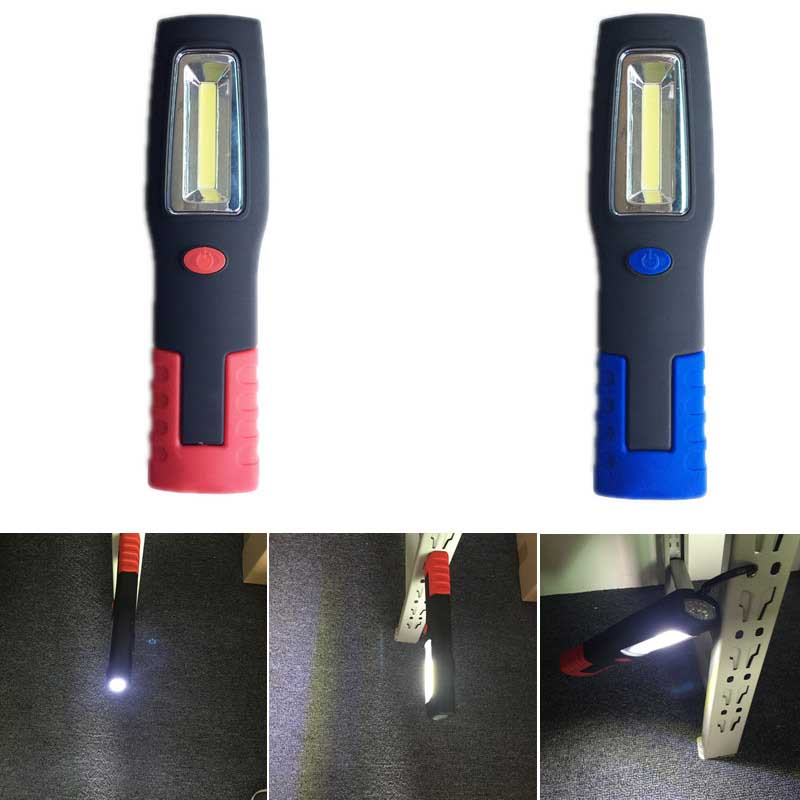 LED Hook Light Magnetic Flashlight Perfect Torch Work Lamp with Magnet and 2 Light Modes Camping Outdoor Sport Drop CLH led hook light magnetic flashlight perfect torch work lamp with magnet and 2 light modes camping outdoor sport drop clh