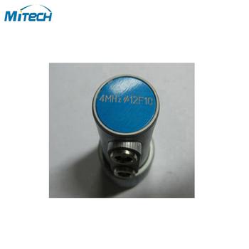 4 MHz 12mm podwójny proste wiązki sondy F10 przetwornik tanie i dobre opinie 4MHz 12mm MiTeCH Dual Straight Beam Probe