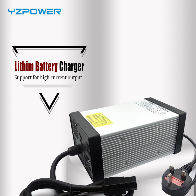 YZPOWER CE Rohs 16S 67.2V 7A 7.5A 8A 8.5A 9A 9.5A 10A Lithium Li-ion Lipo Battery Charger for 60V BatteryYZPOWER CE Rohs 16S 67.2V 7A 7.5A 8A 8.5A 9A 9.5A 10A Lithium Li-ion Lipo Battery Charger for 60V Battery