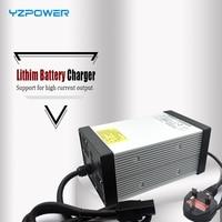 YZPOWER CE Rohs 16S 67.2V 7A 7.5A 8A 8.5A 9A 9.5A 10A Lithium Li ion Lipo Battery Charger for 60V Battery