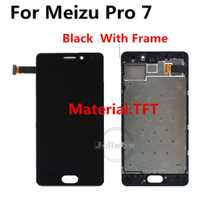Image 5 - For Meizu Pro 7 LCD Display with Touch Screen Digitizer Replacement For Meizu Pro 7 Pro7 LCD With Frame M792M M792H