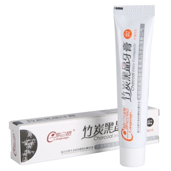 High Quality Toothpaste Bamboo Charcoal Black Toothpaste Teeth Whitening Cleaning Hygiene Oral Care 100% Brand New Toothpaste
