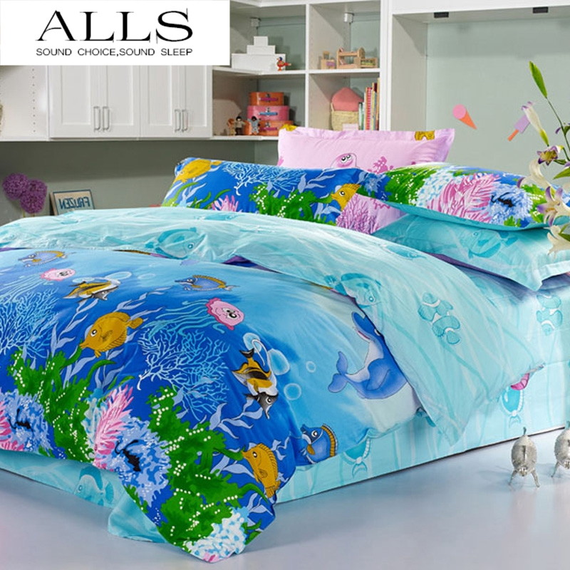 Popular Finding Nemo Comforter Buy Cheap Finding Nemo Comforter Lots From China Finding Nemo