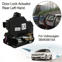 Door Lock Actuator Rear Left Hand Driver Side Replacement For Volkswagen VW For Passat For Golf 4 For Seat For Skoda 3B4839015A