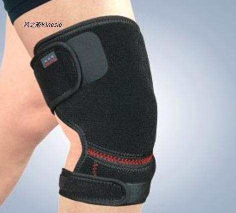 Protective Neoprene Knee Sprain Basketball Badminton Football Mountaineering Bike Riding Running Warm Elastic kneepad 1 pcs