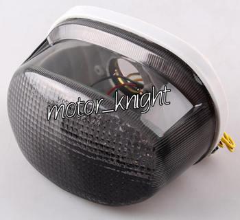 LED Tail Light For SUZUKI BOULEVARD M50 MARAUDER 800 MARAUDER 1600 Smoked Turn Signal