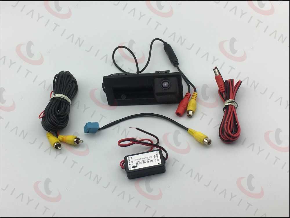 JIAYITIAN багажник автомобиля Ручка камера для Skoda Yeti 2014 2015 2016 2017 2018 2019 CCD резервного копирования заднего вида камера парковочная камера