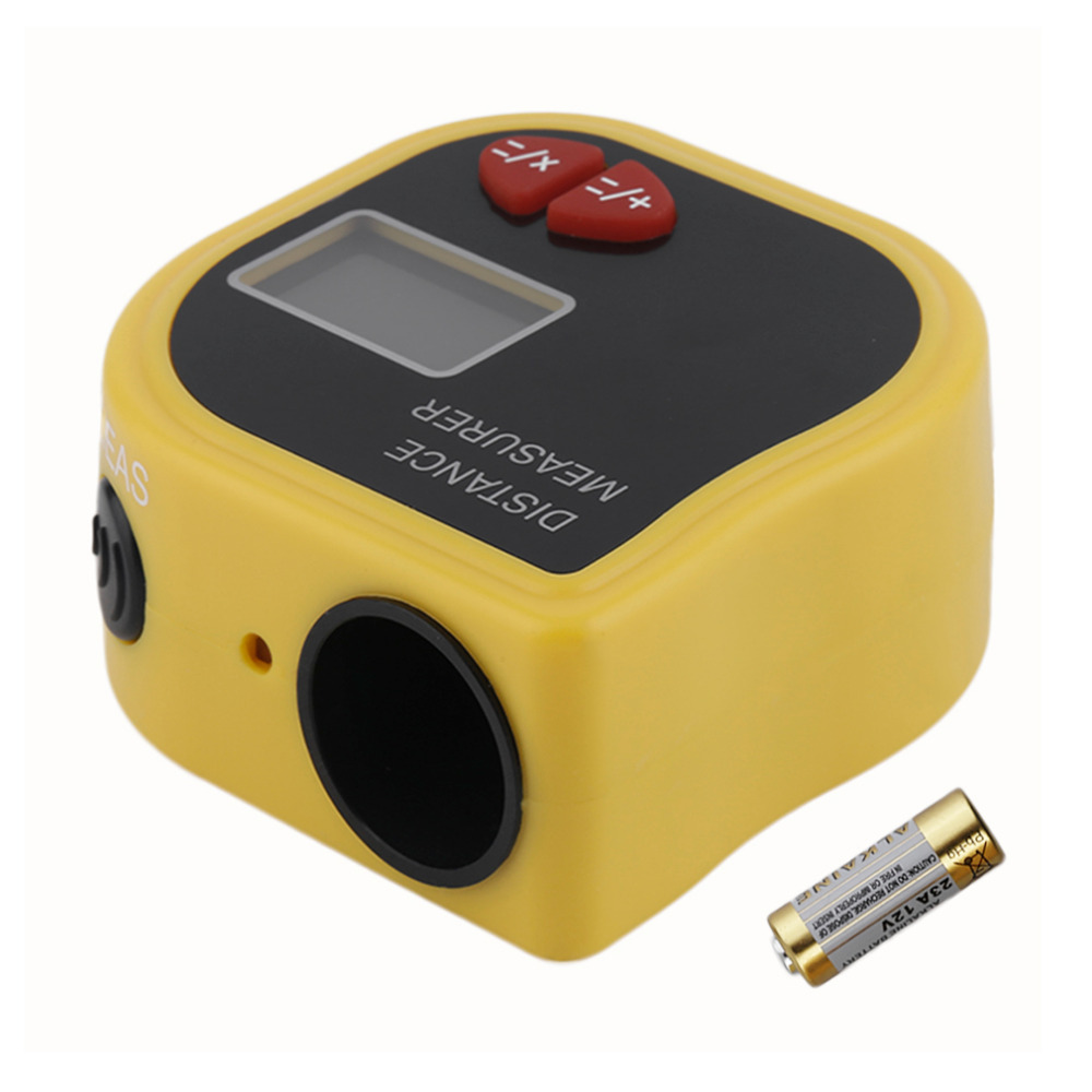Ультразвуковой Диапазон Портативный дальномер ручной электронный дальномер CP-3001 Прямая доставка Оптовая продажа