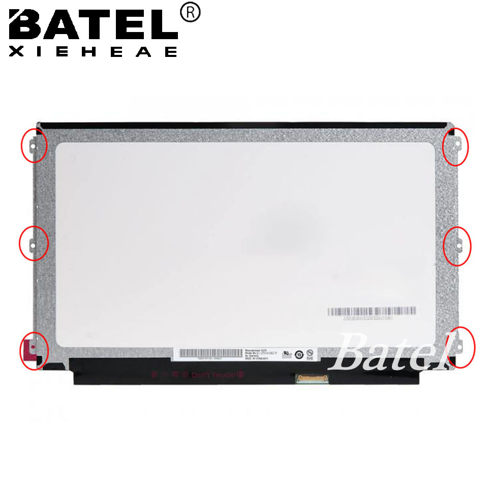 B125HAN02.0 IPS Screen Antiglare Panel LED FHD 1920X1080 Full HD Matte han sheng led