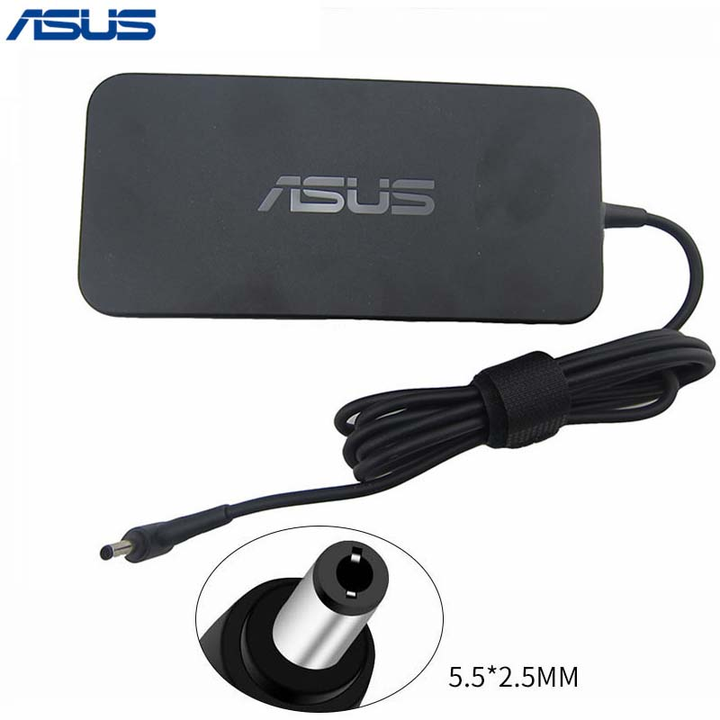 Asus Laptop Adapter 19V 6.32A 120W 5.5*2.5mm PA-1121-28 AC Power Charger For Asus N750 N500 G50 N53S N55 Laptop