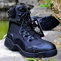 New America Sport Army Men S Tactical Boots Desert Outdoor Hiking Boots Military Enthusiasts Marine Male
