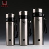 Thermos Keep Mug Coffee Cup Stainless Steel Milk Tea Mug Vacuum Flask Anti Dust Coffee Cups