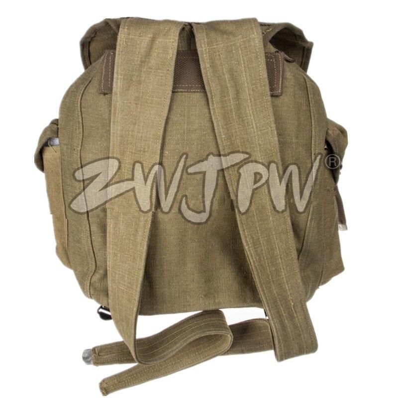 VIETNAM US Army M14 Military Backpack Hiking Bag Khaki US/10701