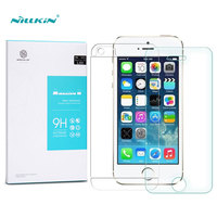 Screen Protector For Apple IPhone 5S Nillkin Amazing H Anti Explosion 5S 5 Tempered Glass With