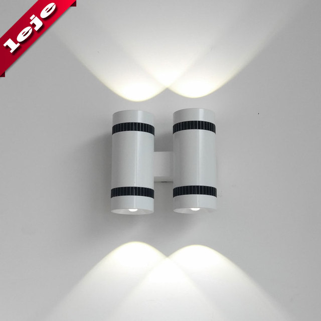 LED Wall Lamp Wall Light Up Down AC110v 260v Wall Lights For Bedroom /corridor