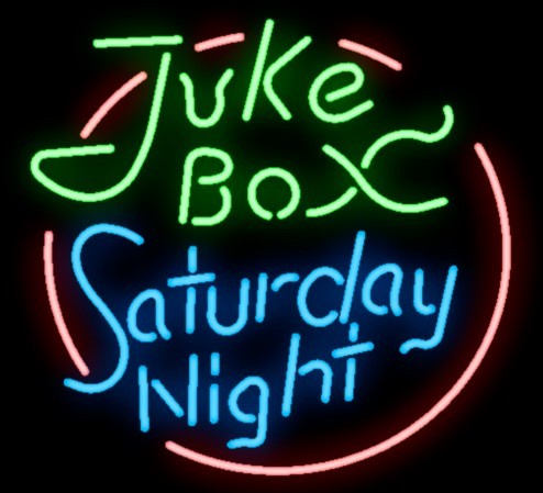 Custom Juke Box Saturday Nigh Neon Light Sign Beer Bar