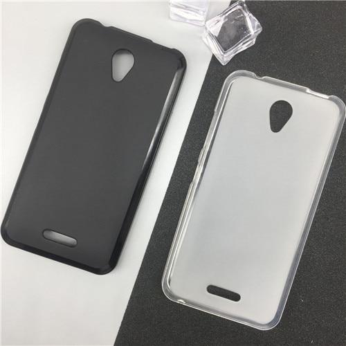 Pouzdra z měkkého silikonového telefonu pro Lenovo A2020 A536 A5000 A6000 A7000 A7010 ZUK Z1 Z2 PRO EDGE K10 Originální zadní kryt TPU