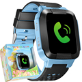 Smart Phone Watch Children Kid Wristwatch GSM GPRS GPS Locator Tracker Anti-Lost Touch Smartwatch Child Guard for iOS Android