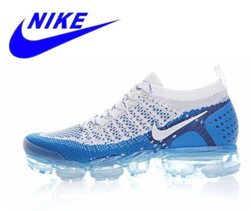 outlet store 2171d 098c3 R$ 289.27 57% de desconto|NIKE AIR VAPORMAX FLYKNIT 2 Mens and Women  Running Shoes Sneakers 942842 103 Sport Outdoor Shoes 942842 104 em Tênis  de ...