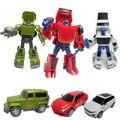 Деформации игрушки кинг-конг Вэй будет настроить автомобиль автомобиля команды баррикады прожектор усиления для v робототехники