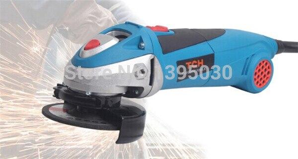 1pc Industrial angle grinder angle grinder polishing machine grinding machine grinder power tool