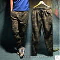 Top quality Men camo jogger pants  fashion camouflage military casual trousers ankle banded pant