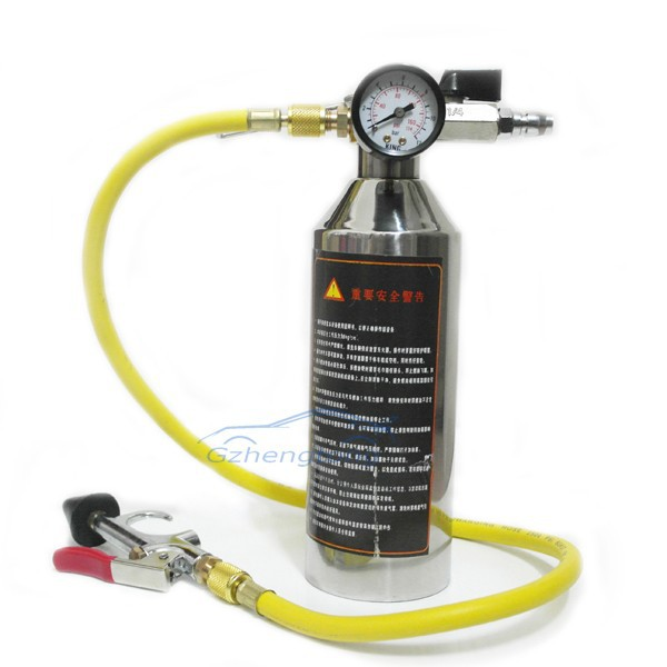 Car <font><b>Air</b></font> Conditioner AC <font><b>System</b></font> Flush Canister Gun <font><b>Kits</b></font> Clean Tool Set R134 R12 R22 R410 R404