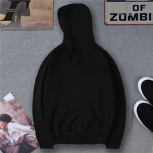 LUCKYFRIDAYF Solid Color Autumn Hoodie Men Sweatshirt Harajuku Casual Coat Warm Material Streetwear Women/Men Hoodies Plus Size(China)